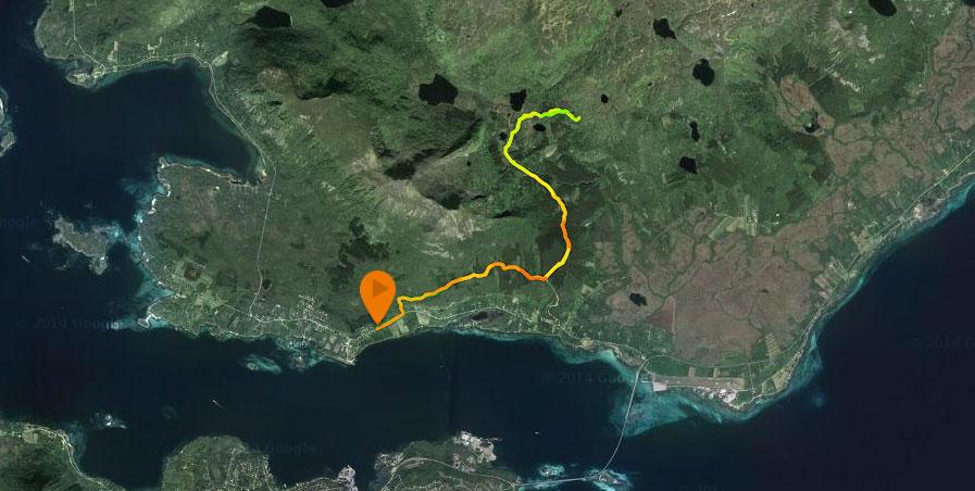 trailløb-råmarka-rute