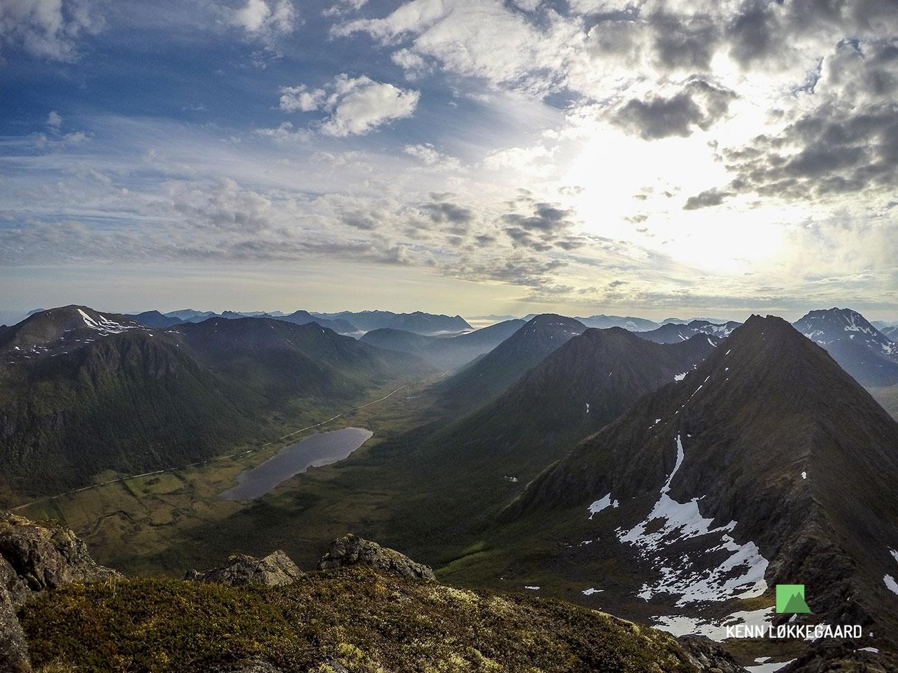 Blåheia trailløb bjerge