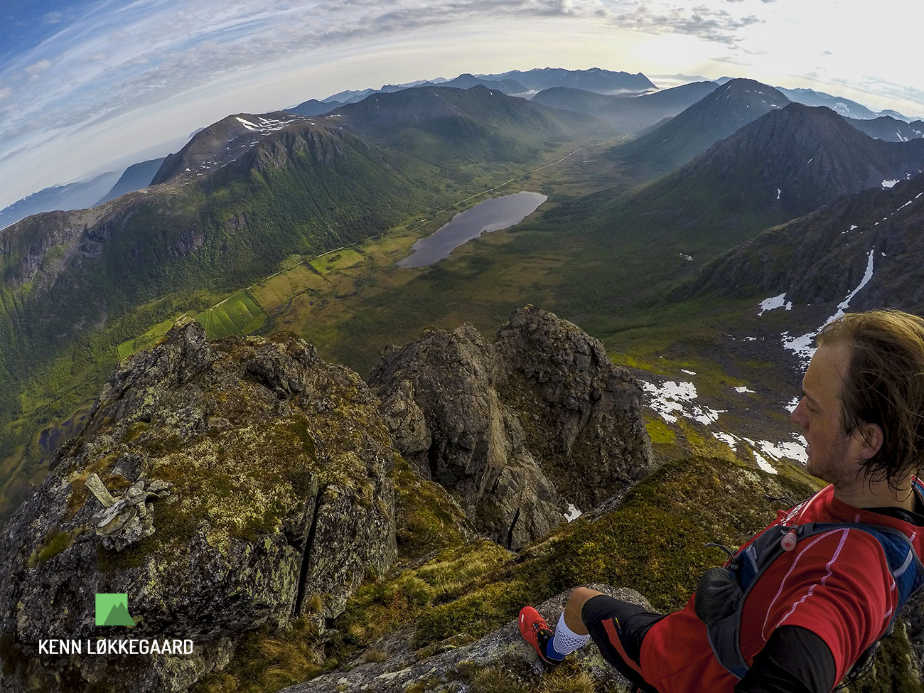 Blåheia trailløb Kenn Løkkegaard
