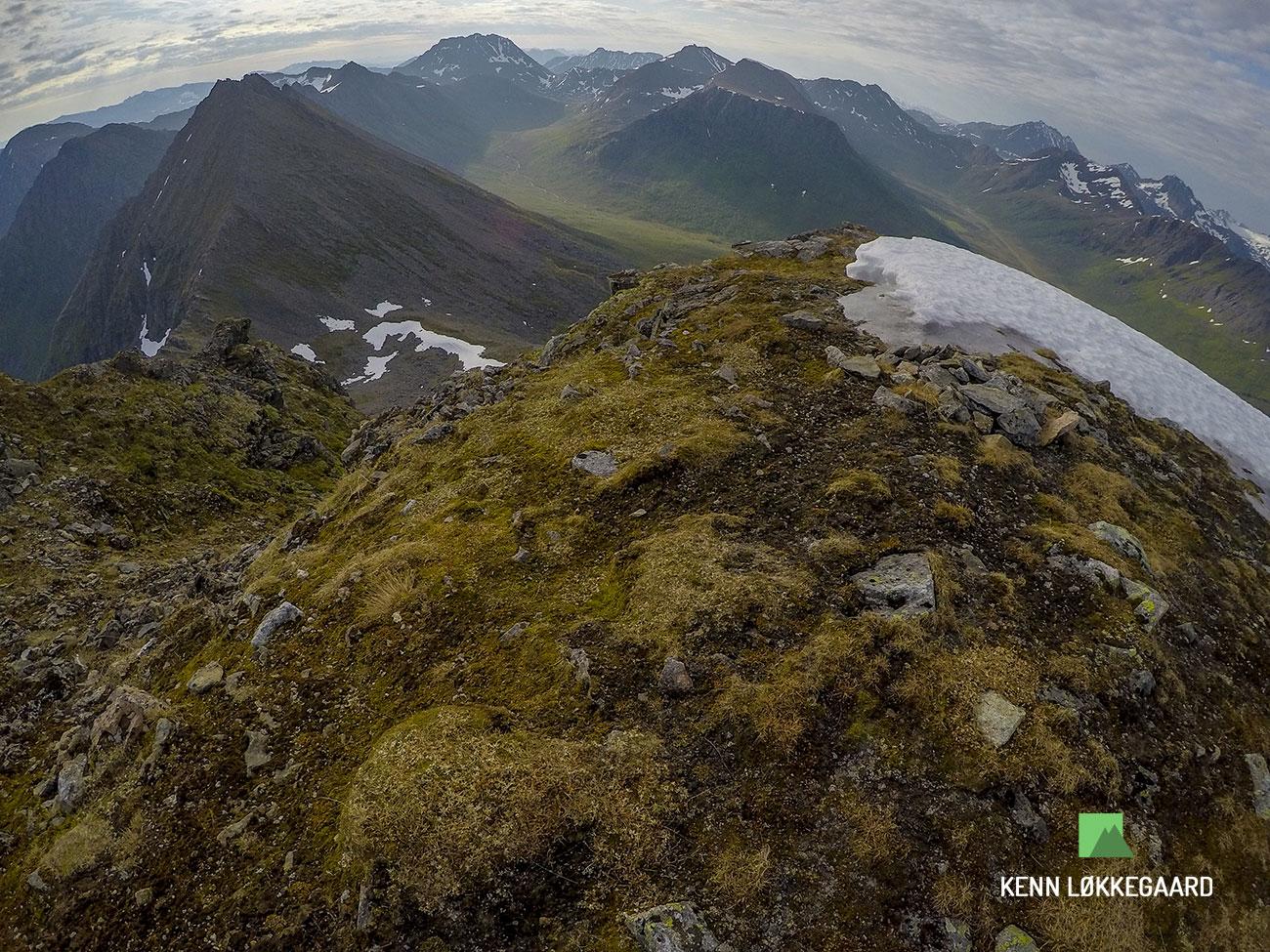 Blåheia trailløb udsigt