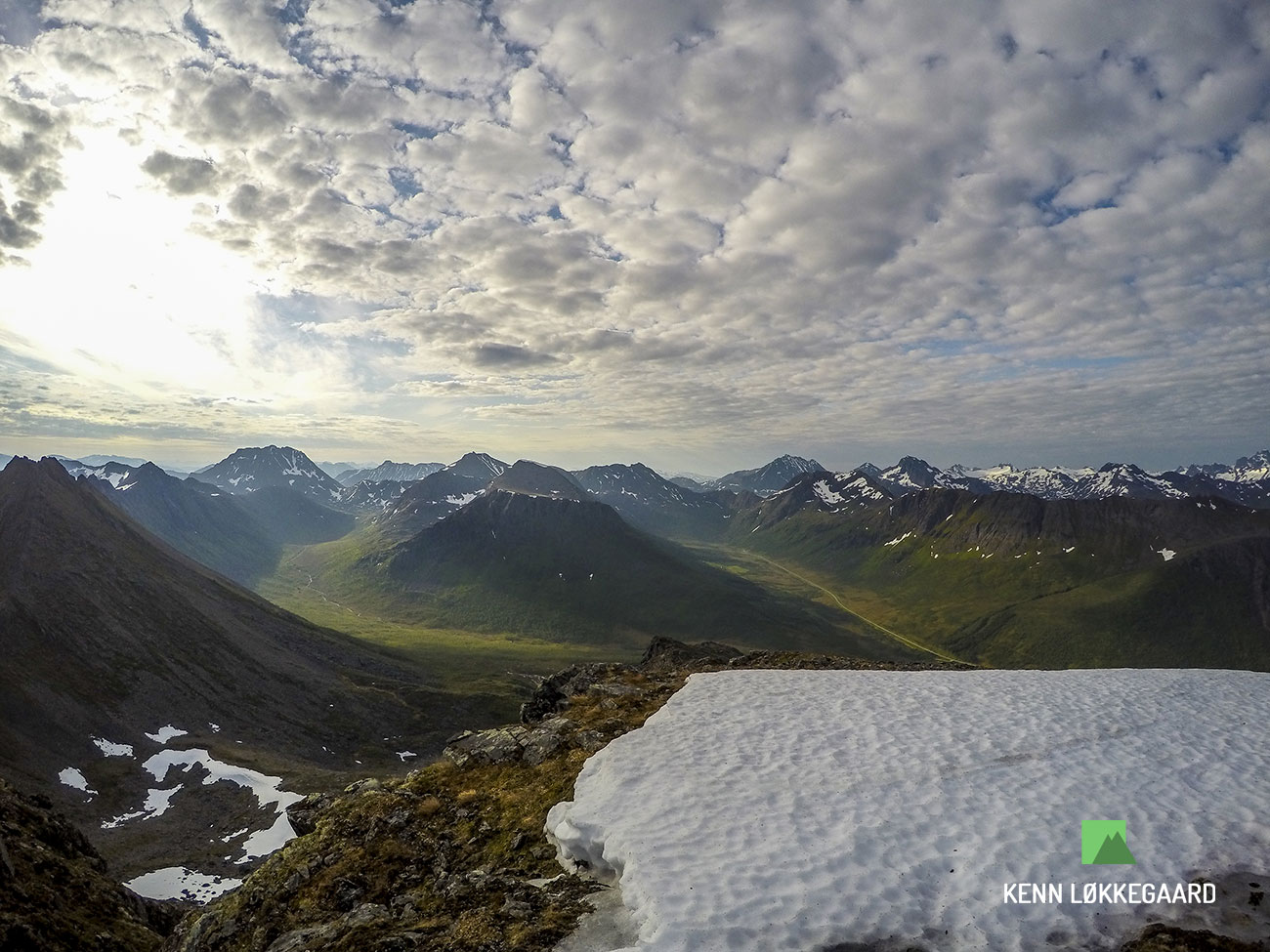 Blåheia trailløb Sigerfjord