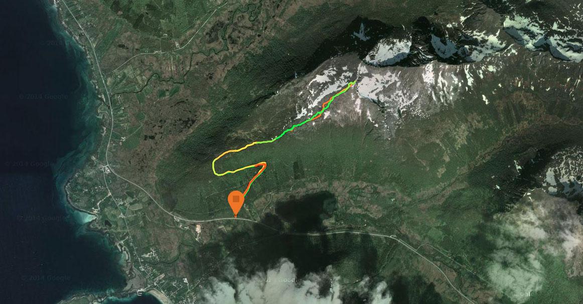 Blåheia-trailløb-tåge-rocks-løberuten