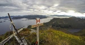 Stålberget toppen Hadseløya