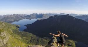 Trailløb Småtindan
