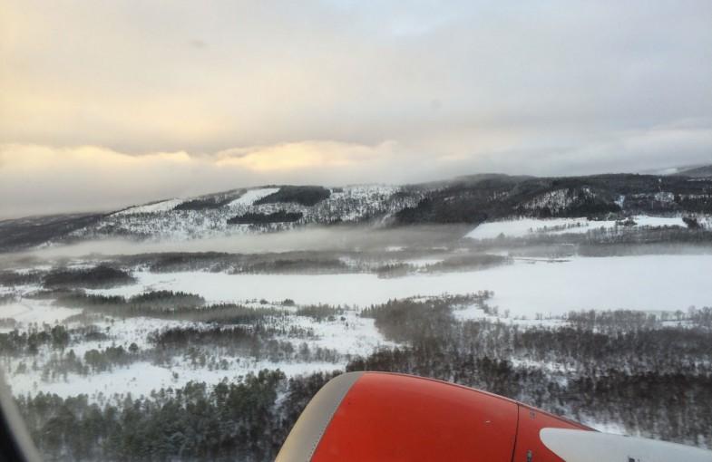Harstad-Narvik Evenes Lufthavn-letter