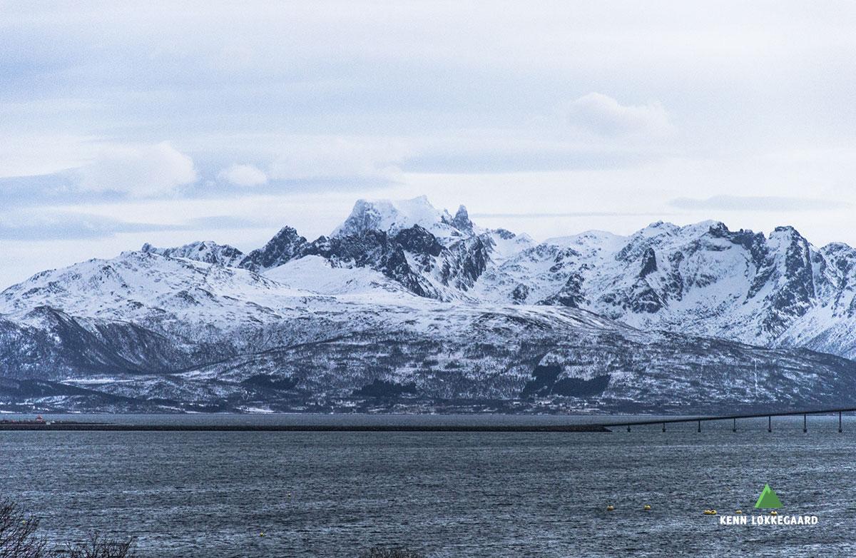 Møysalen 1262 moh.