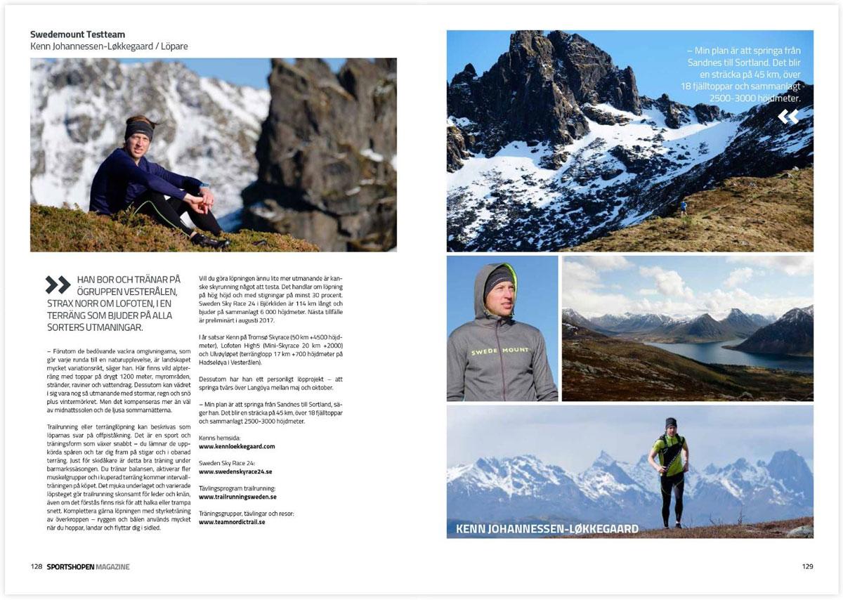 Swedemount Magazine 2016 - portrett