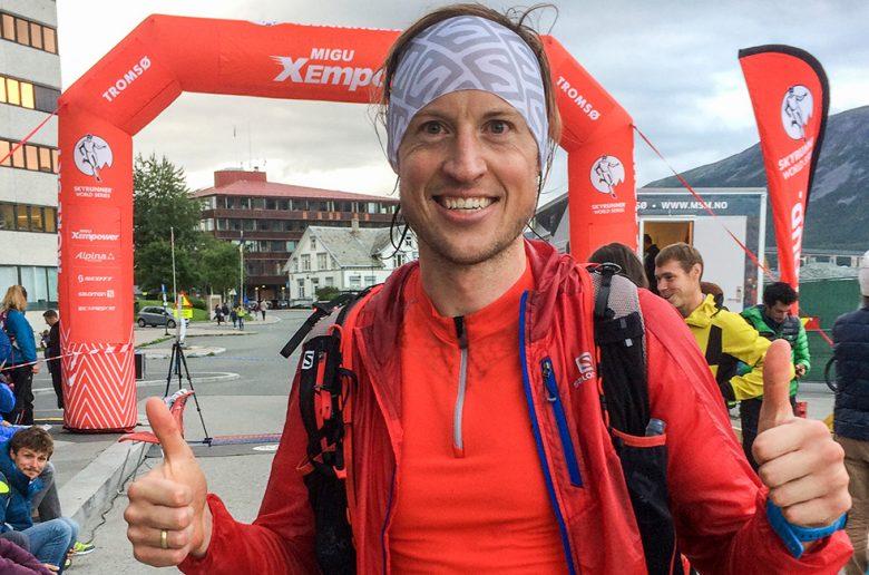 Tromsø SKyrace Kenn Johannessen-Løkkegaard