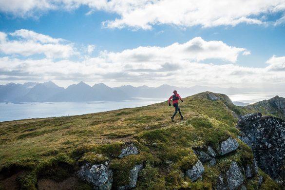 Video fra Nilssvensktinden og Motinden på Hadseløya