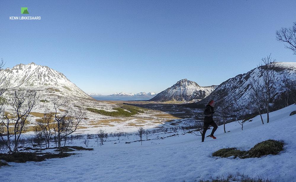 hadseløya trailløb på vej op