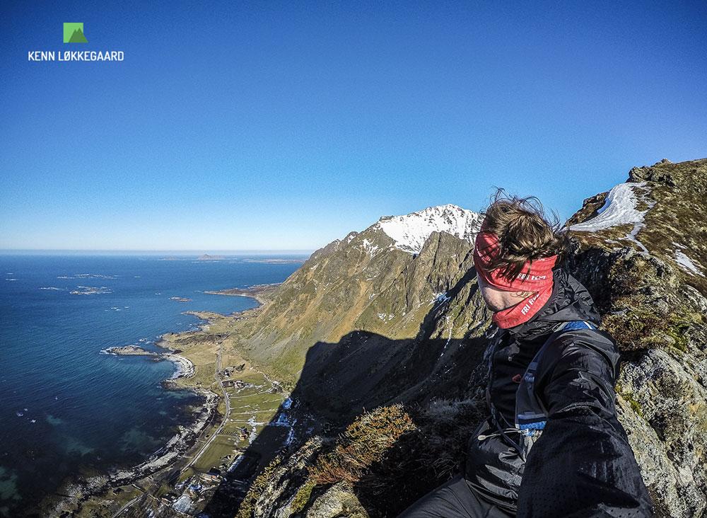 hadseløya trailløb pallheia udsigt