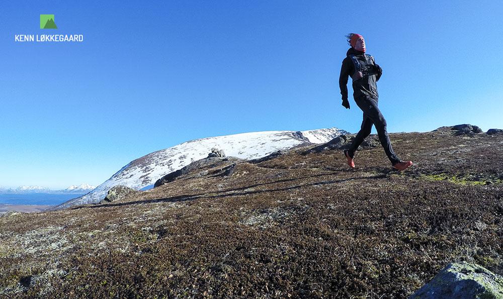 hadseløya trailløb sti