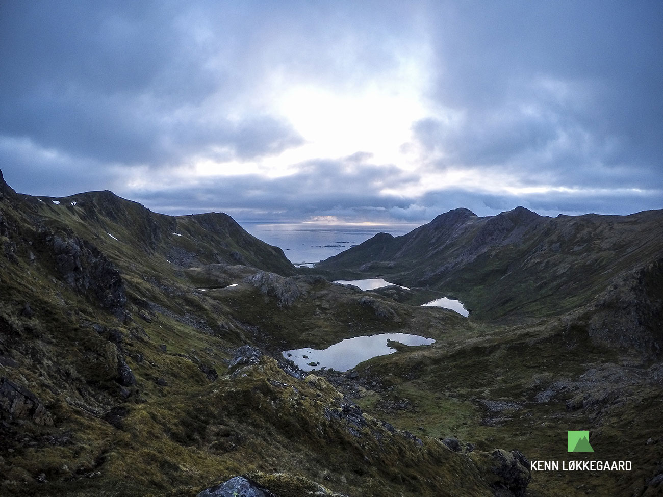 Dronningruta-trailløb-bjerge
