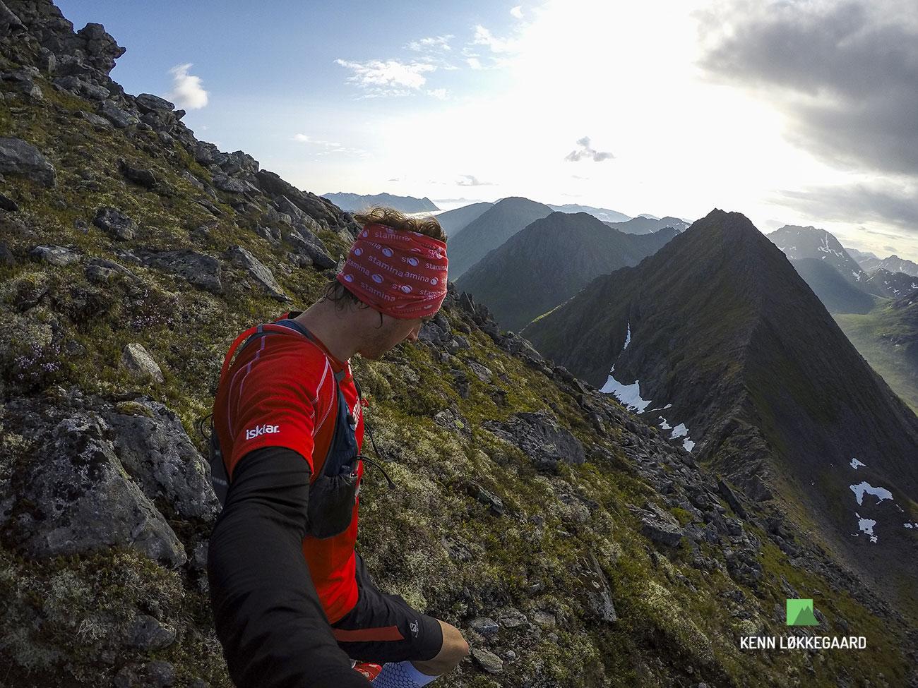 Planlægger nyt bjerg eventyr på Hinnøya