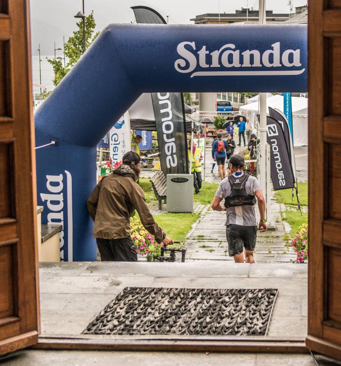 Stranda Fjord Trail Race - Kenn Løkkegaard